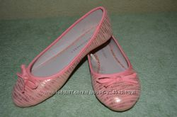 Легкие балетки Atmosphere 37 размер, стелька 22, 5 см - НОВЫЕ