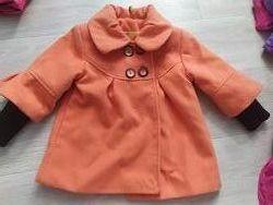 Пальто для маленькой модняшки