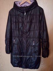 Куртка Clasna размер 48-50, шарф в подарок