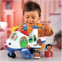 Музыкальный самолетик Fisher-Price