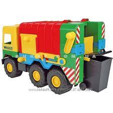 Мусоровоз Middle truck, 39224, Низкие цены