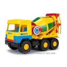 Бетономешалка Middle truck Тигрес, 39223