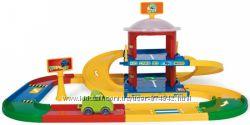 Wader Kid Cars 3D детский паркинг 2 этажа с дорогой 3, 4 м  53020