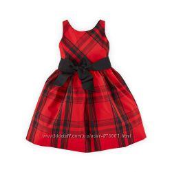 Продам новое платье Ralph Lauren 3-4 года