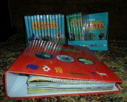 Коллекция из журналов и DVD-дисков Твои весёлые друзья-зверята