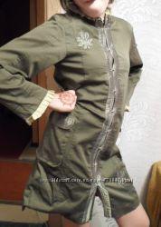 Новый плащ Coccodrillo Польша на девочку, рост 152 см