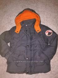 Курточка на холодну осінь або ранню весну на 3-5 р.