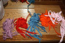 Разноцветные шнурки