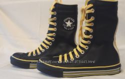 Кеды Converse Chuck Taylor All Star Leather, размер 4, 5
