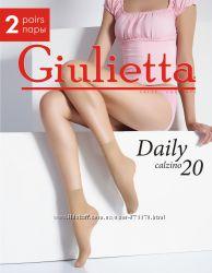 Продам тонкие матовые носки Daily 20 от ТМ Giulietta