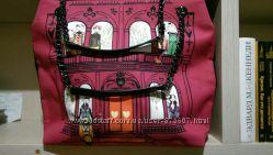 Женская новая брендовая сумка Love Moschino оригинал
