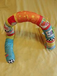 Розвивальний килимок-дуга для немовлят