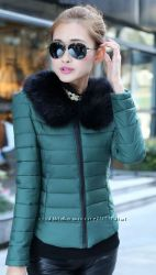 Продам новую женскую курточку утеплённую