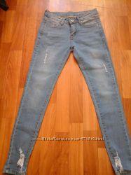 Голубые джинсы Yudith, размер S