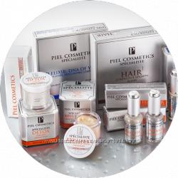 Piel Cosmetics - косметика на основе низкомолекул. гиалур. к-ты и серабра