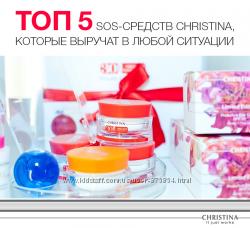 ТОП-5 SOS средств Christina
