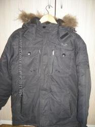 Зимняя куртка рост 164