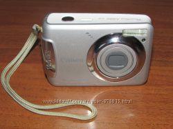 фотоапарат CANON  Power Shot A480 чехол в подарок