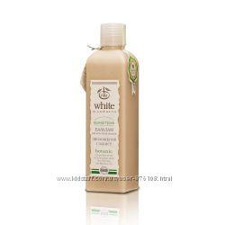 Бальзам для волос Увлажнение и Защита серии Целебные травы White Mandarin
