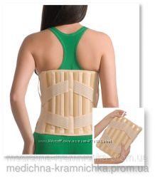 MedTextile раз. XL Корсет лечебно-профилактический с 4 ребрами жесткости