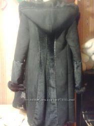 Продам модную дубленку косуху44-50 й размерТорг