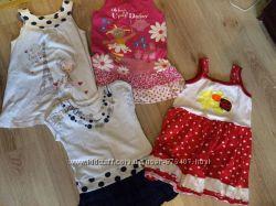 Детские летние сарафаны, платья бу