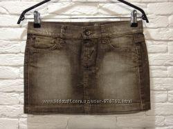 Мини юбочка benetton jeans