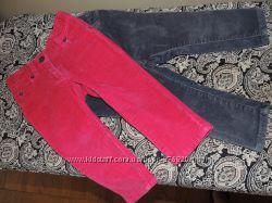 Зауженные брюки-джинсы на девочку 1, 5-2 года Benetton , Gap