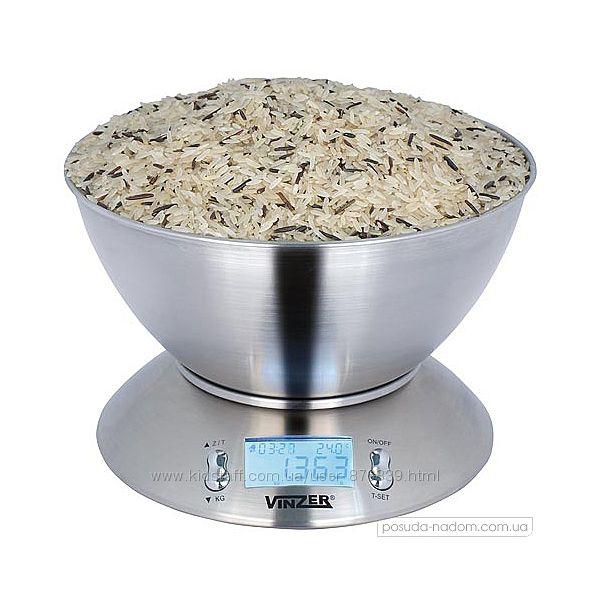 Vinzer кухонные весы