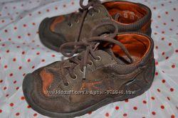 Ботинки Pepino, кожаные кеды р. 20, 21