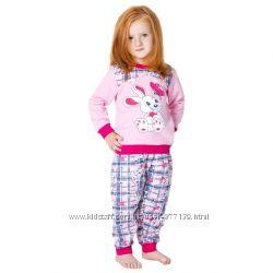 Пижама для девочки байковые ТМ Габби