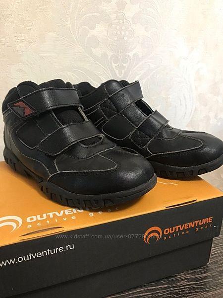 Продам ботинки демисезонные на мальчика Outventure34 р