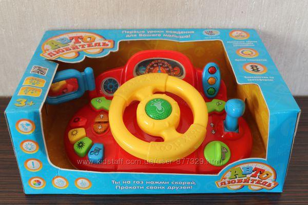 Автотренажер Limo Toy Автолюбитель