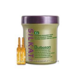 Активный лосьон от выпадения волос BES SILKAT BULBOTON 12&times10 мл. , Силкат