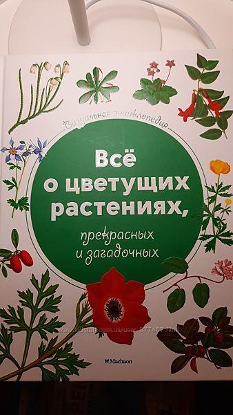 Визуальная энциклопедия. Всё о цветущих растениях, прекрасных и загадочных