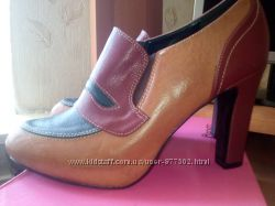 Полуботинки, туфли, ботильйоны с Центро