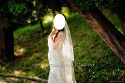 Свадебное платье, уникальное дизайнерское решение