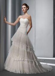Оригинальное дизайнерское свадебное платье ELLIANNA MORE Франция