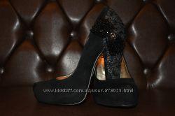 Шикарные и стильные туфельки
