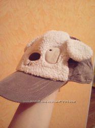 Стильная и оригинальная кепка H&M демисезон