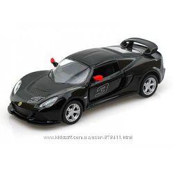 Суперкар Kinsmart 2012 Lotus Exige S 132 Black KT5361W-1