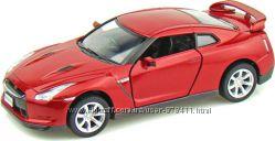 Модель машины Kinsmart Nissan GT-R 2009, красный KT5340W-2