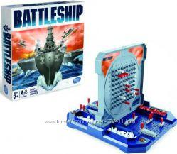 Настольная игра Морской Бой Hasbro B1817
