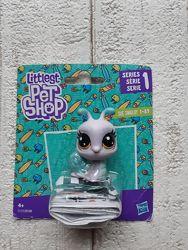 Фигурка Hasbro Littlest Pet Shop Sue Snailby C1175 B9388