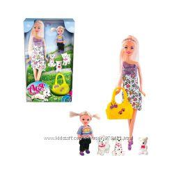 Кукла Toys Lab Семейная прогулка Ася Вариант 3 35086