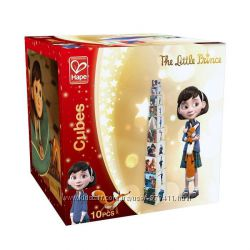 Развивающие кубики Hape Маленький принц 824691
