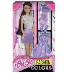 Кукла Toys Lab Модные цвета Ася Вариант 4 35075