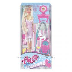 Кукла Toys Lab Уборка Ася с пылесосом 35081