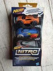 Набор машинок для бластера Hasbro Nerf Nitro C0774 C0777