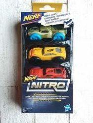 Набор машинок для бластера Hasbro Nref Nitro C0774 E1235